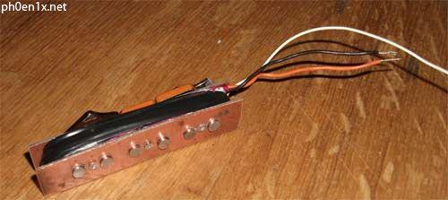комбик для акустической гитары своими руками