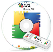AVG Rescue CD