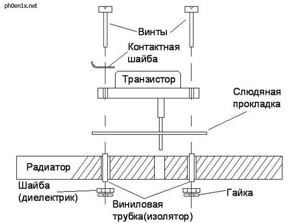 Sla1003 схема включения