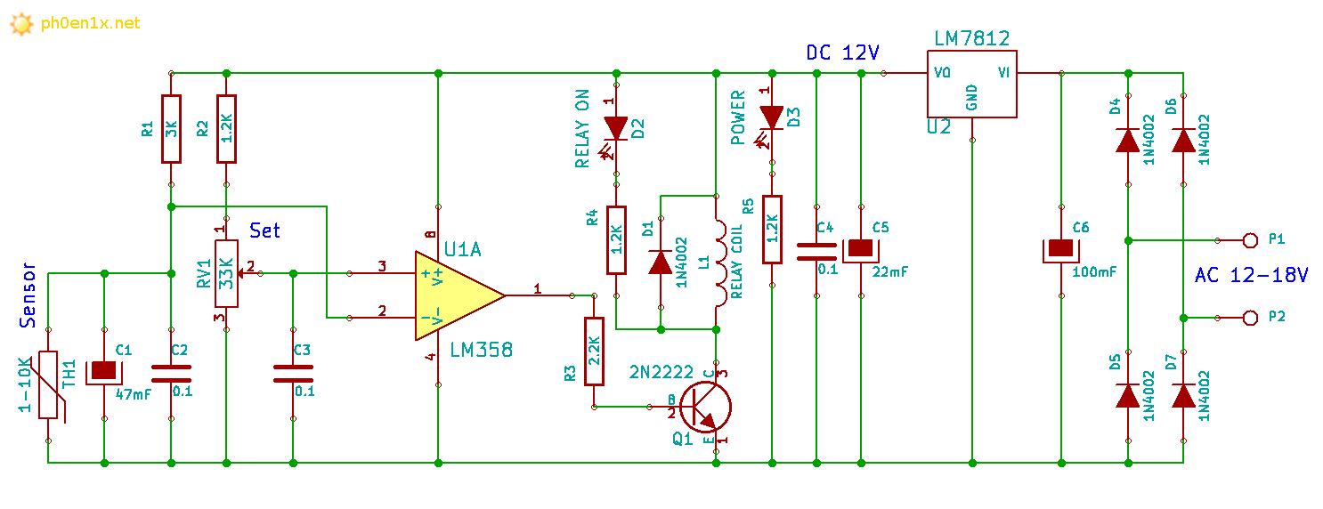 Lm358 описание и схема