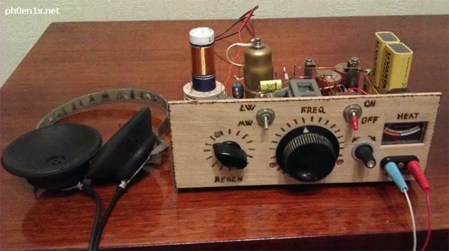 Как сделать мощное радио своими руками 91