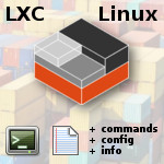 lxc-containers-info-commands-config-cheat-sheet